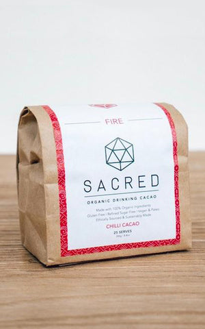 SACRED CHILLI CACAO - CHILLI