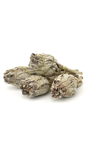 CALIFORNIAN WHITE SAGE SMUDE STICK