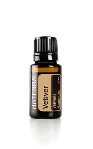 VETIVER ESSENTIAL OIL I 15ml
