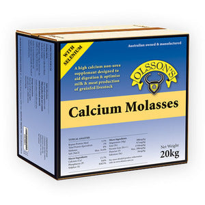 Olssons Calcium Molasses 20kg