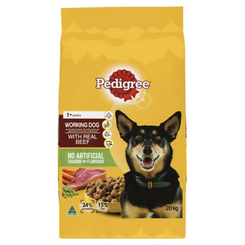 Pedigree Working Dog 20kg