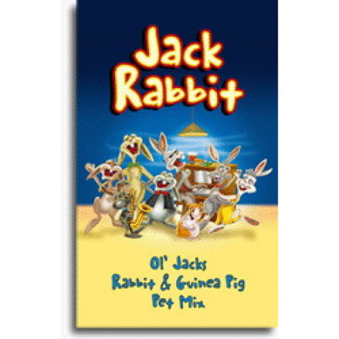 Ol' Jack Rabbit & Guinea Pig Pet Mix 10KG