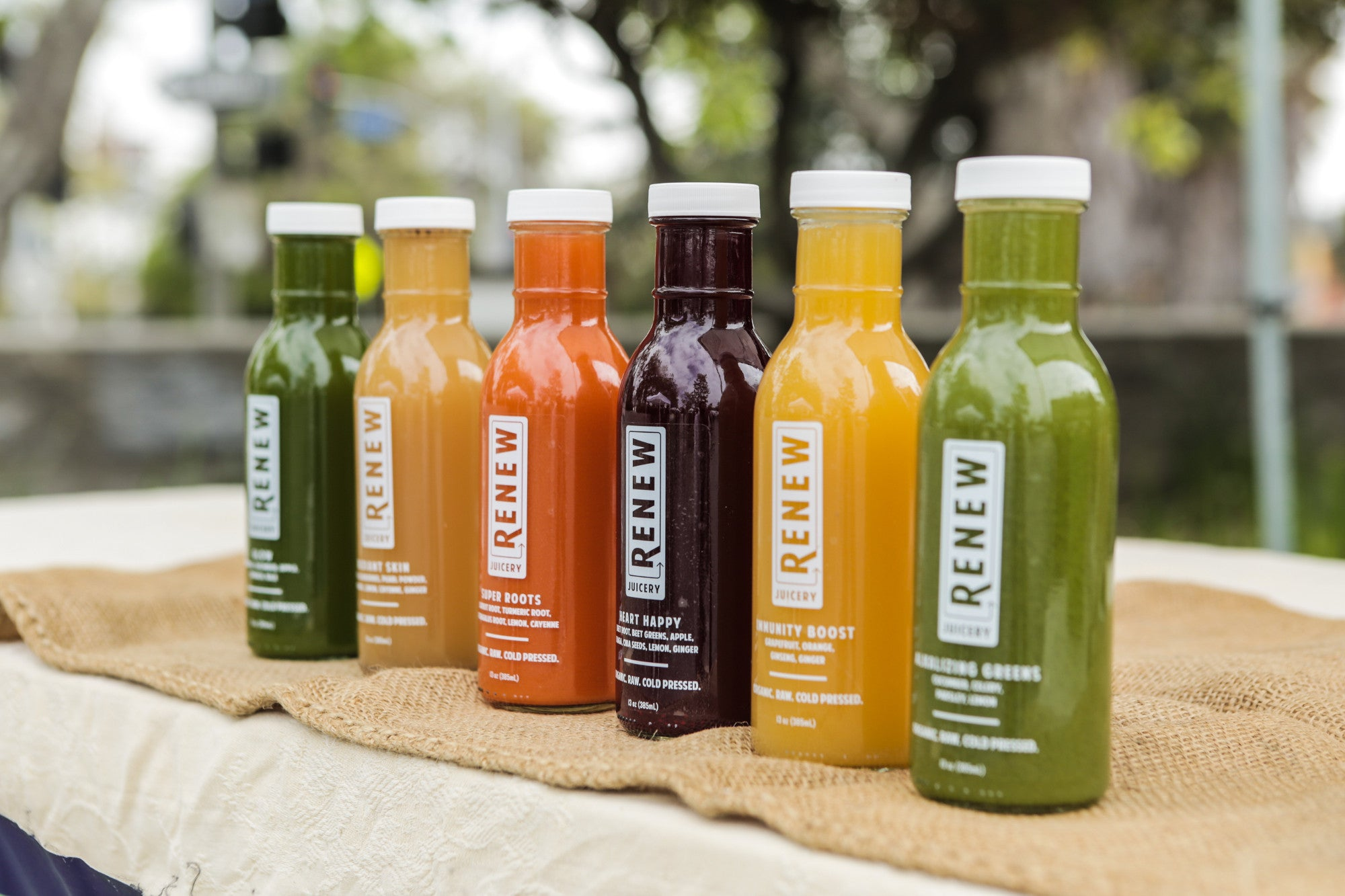 The Best Juice Cleanse in Los Angeles