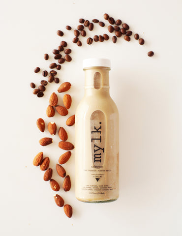 Coffee Almond Mylk