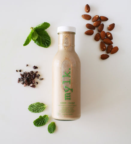Mint Cacao Almond Mylk