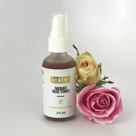 Radiant Rose Toner