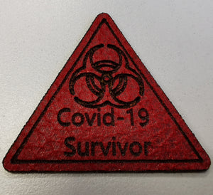 COVID-19 Survivor Patch