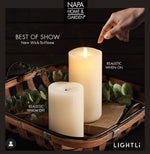 Top of the Market: Why LightLi Flameless Candles?