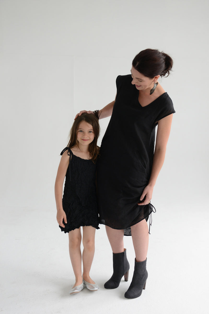 SALE Moth Tank Dress for Girls