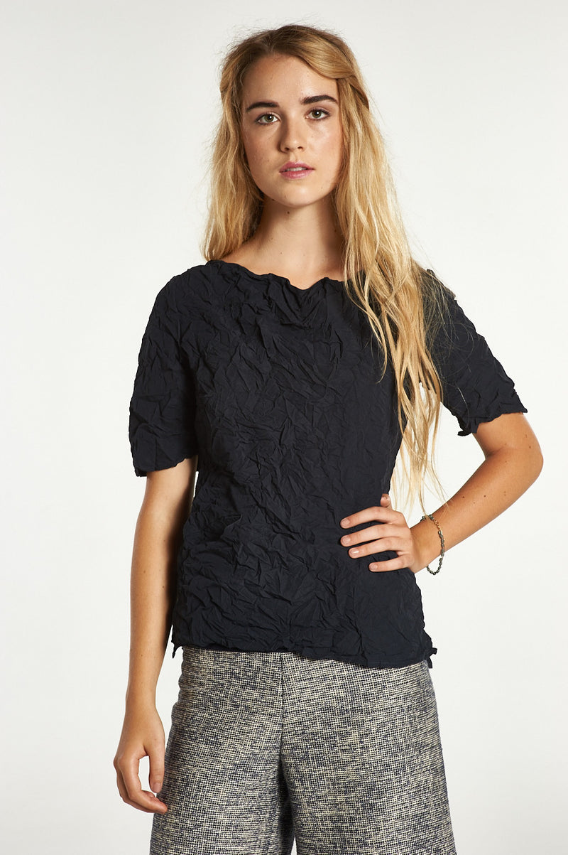 Moth Angelika Top in Midnight