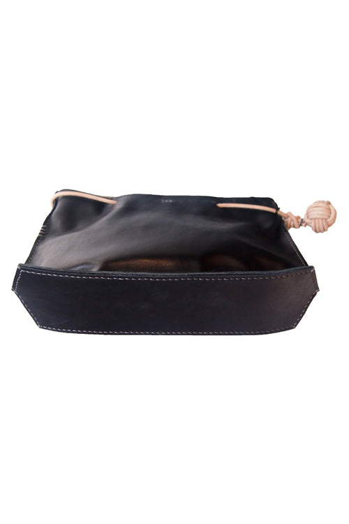 (k)not Clutch in Black