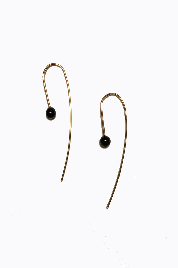 Medium Curve Earrings (more colors)