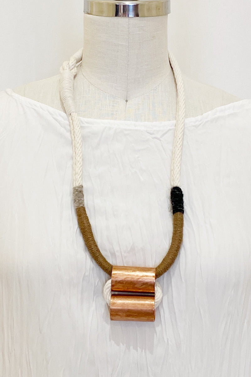 Prodigal Necklace in Dark Neutral