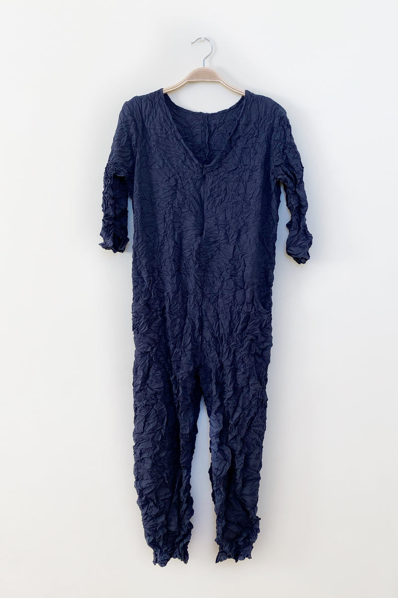 Moth Boiler Suit in Navy
