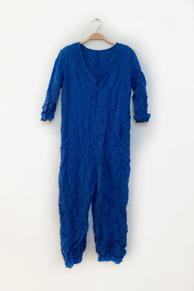 Moth Boiler Suit in Royal Blue