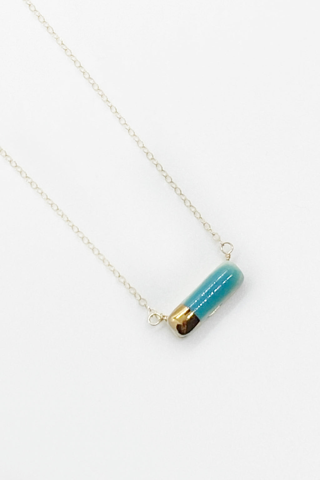 Teeny Reed Wrap Necklaces