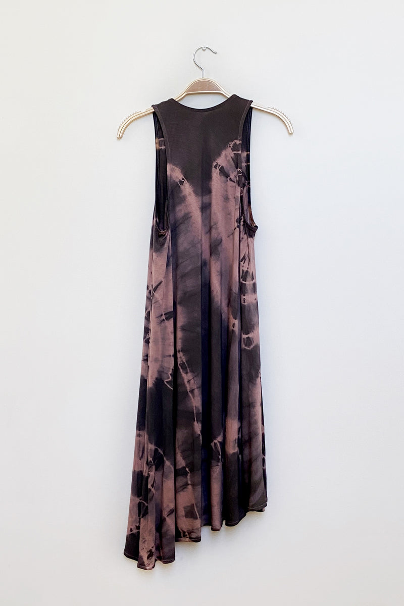 SALE Trapeze Dress in Limited Edition Tie Dye (M/L)