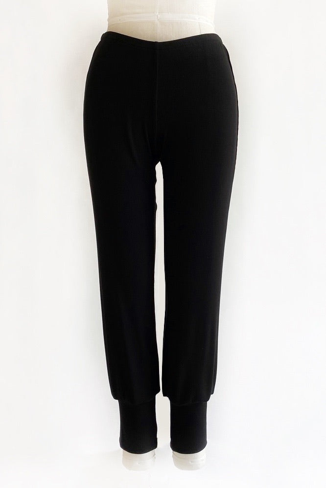 Paolo Pants in Rib Knit