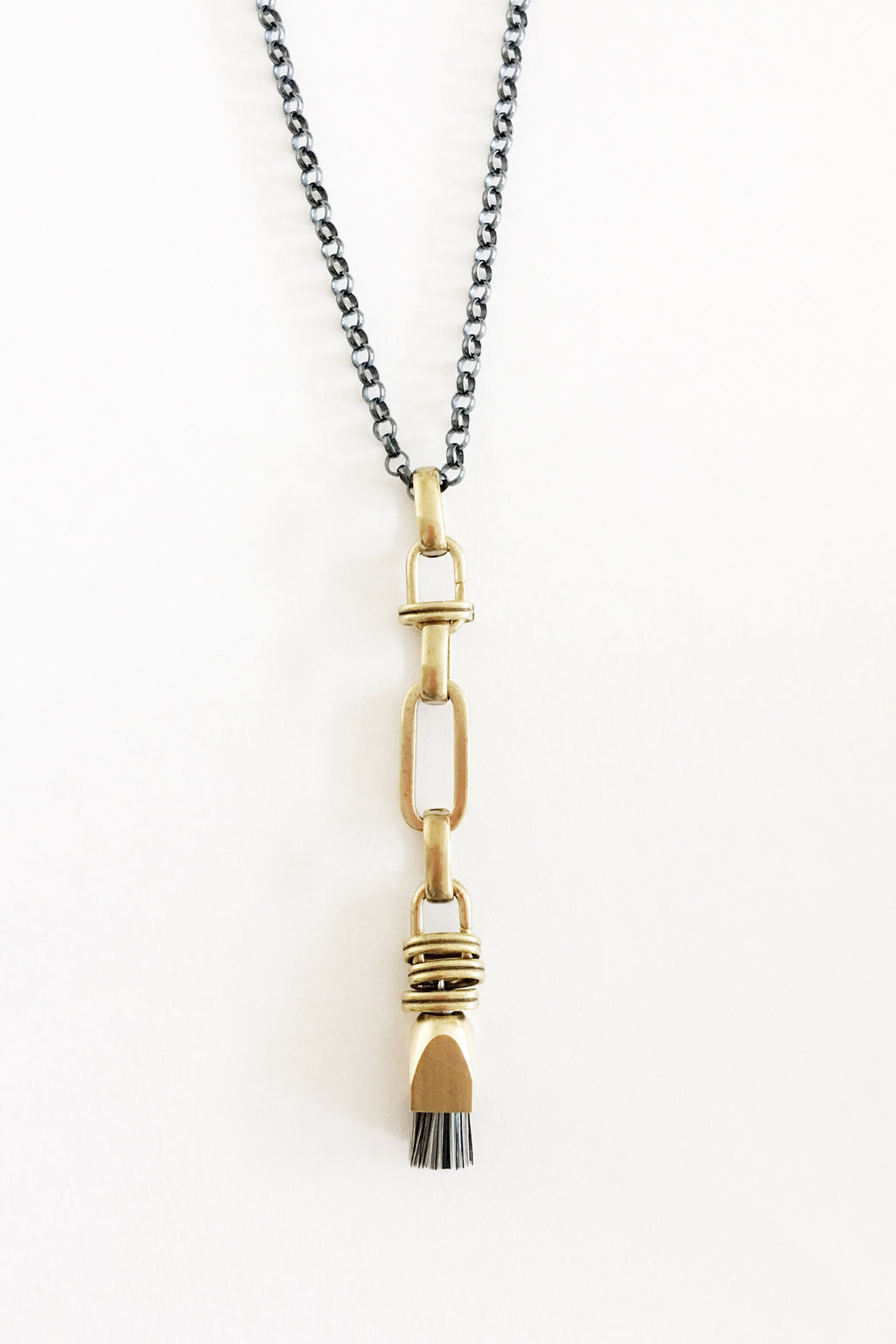 Column Necklace