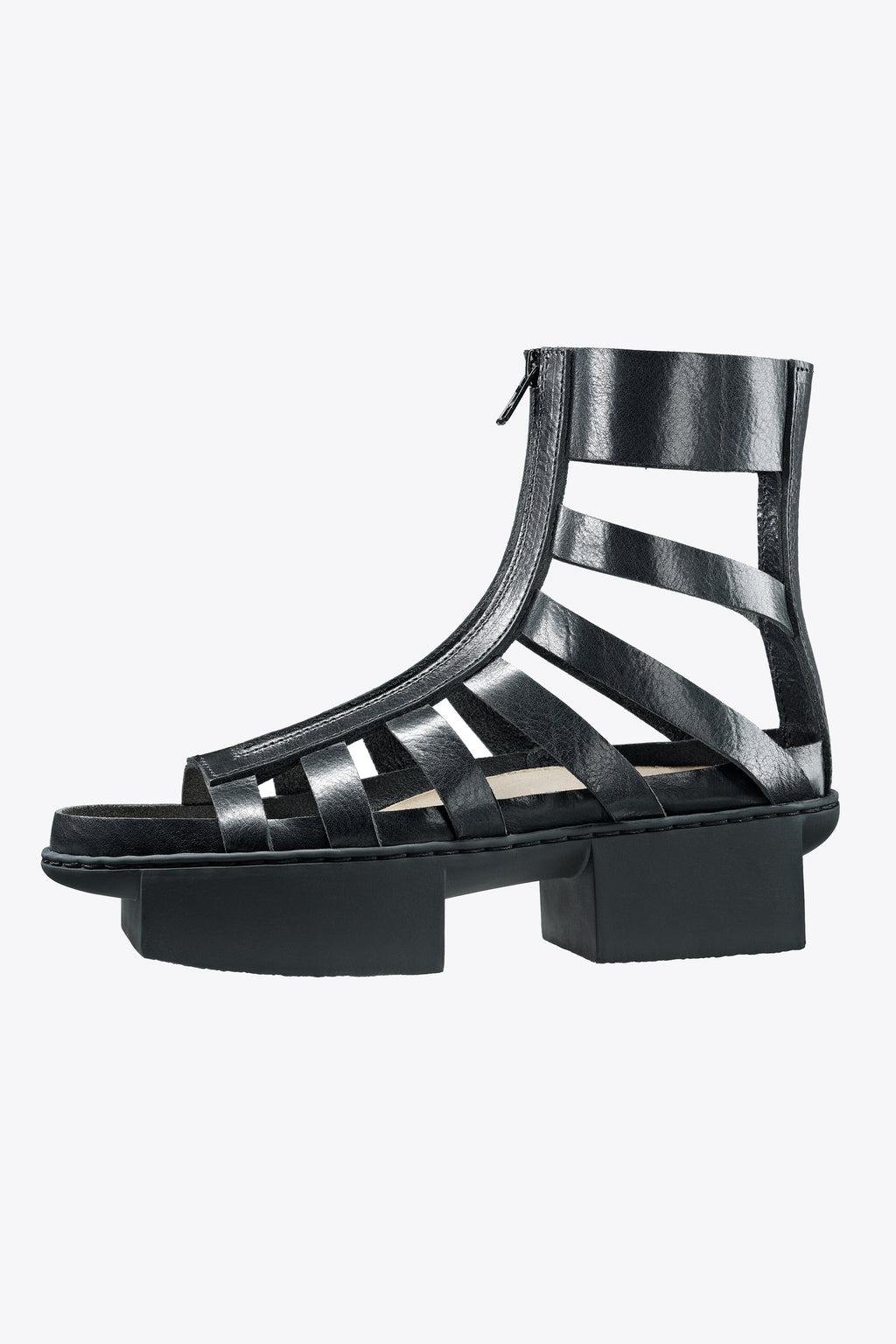 Trippen Intense Sandal in Black