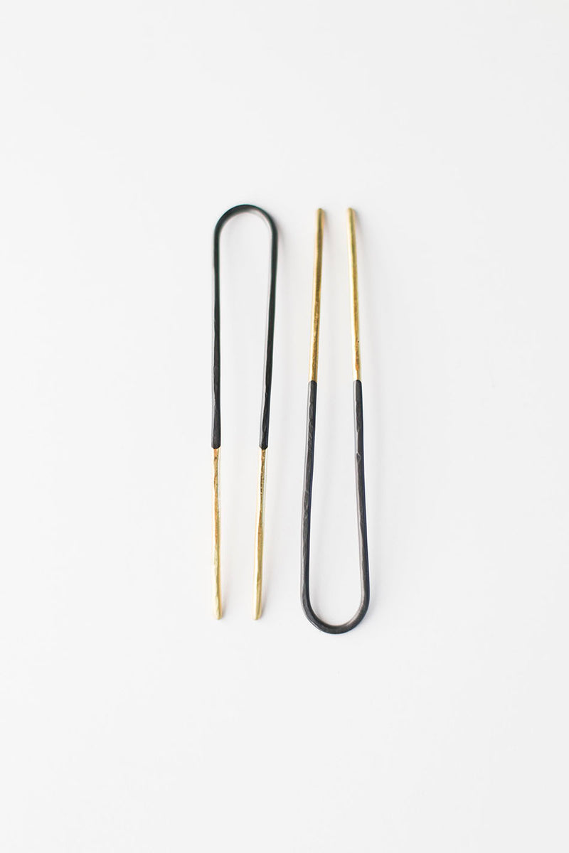 Hair Pin | 2-Tone Equinox