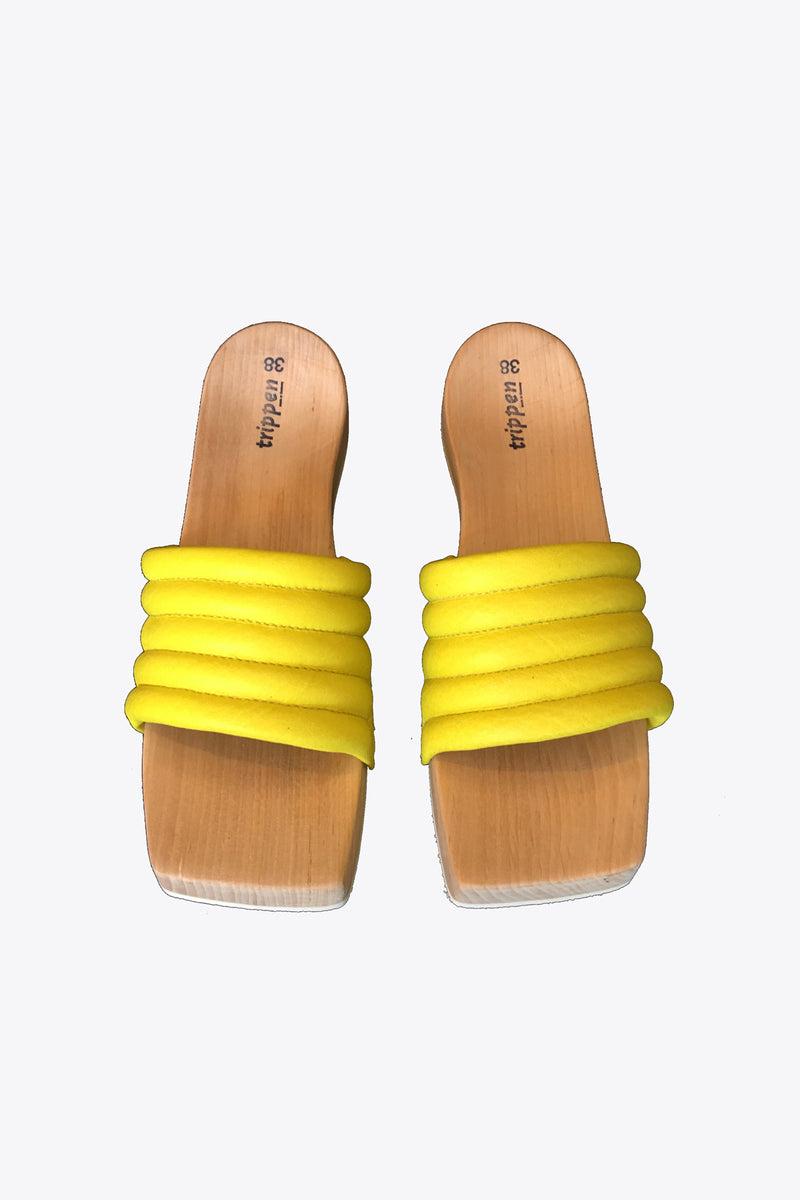 Trippen Spa Wood Sandal