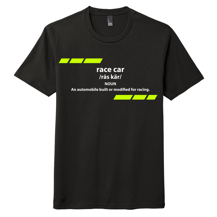 "Kligerman Sport ""Definition of a Race Car"" Tee"