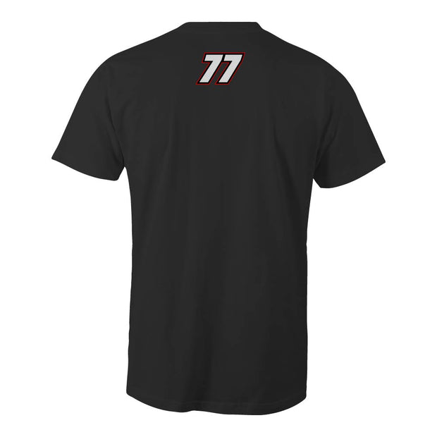 No. 77 Ashton Crowder Short Sleeve Tee