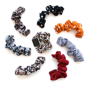 Apple Watch Scrunchie Bands