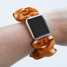 Load image into Gallery viewer, Apple Watch Scrunchie Bands