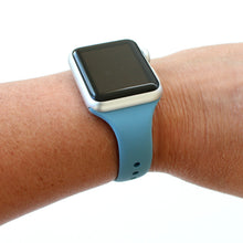 Load image into Gallery viewer, Apple Watch Slim Silicone Bands