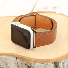 Load image into Gallery viewer, Leather Apple Watch Bands