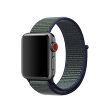 Load image into Gallery viewer, Apple Watch Woven Nylon Bands