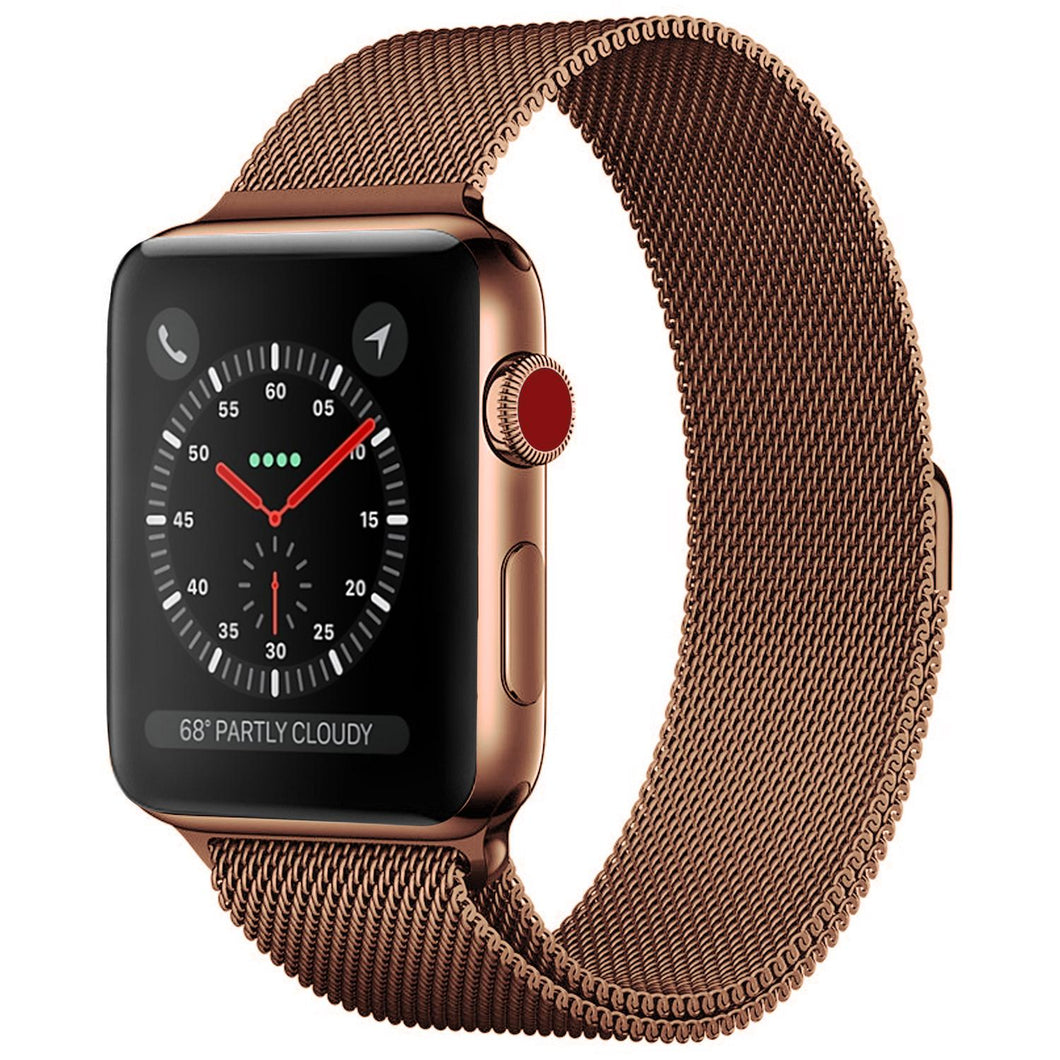Apple Watch Stainless Steel Mesh Bands