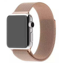 Load image into Gallery viewer, Apple Watch Stainless Steel Mesh Bands