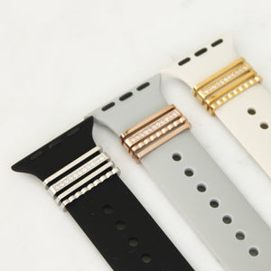 stackable jewelry for apple bands