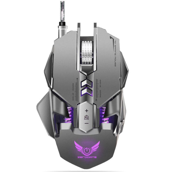 Gaming Mouse Wired USB Eat