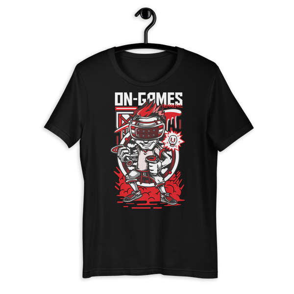 ON-GAMES T-shirt