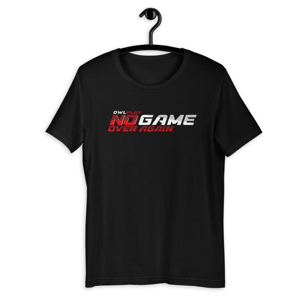 ON GAME OVER AGAIN T-shirt
