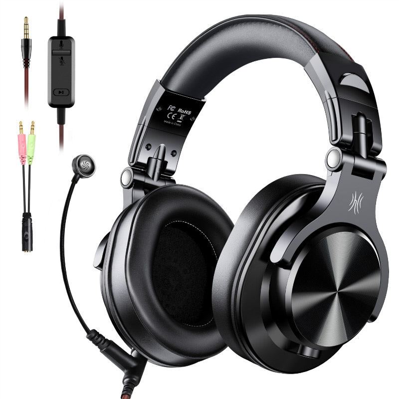 Stereo Wired Over Ear Headphone