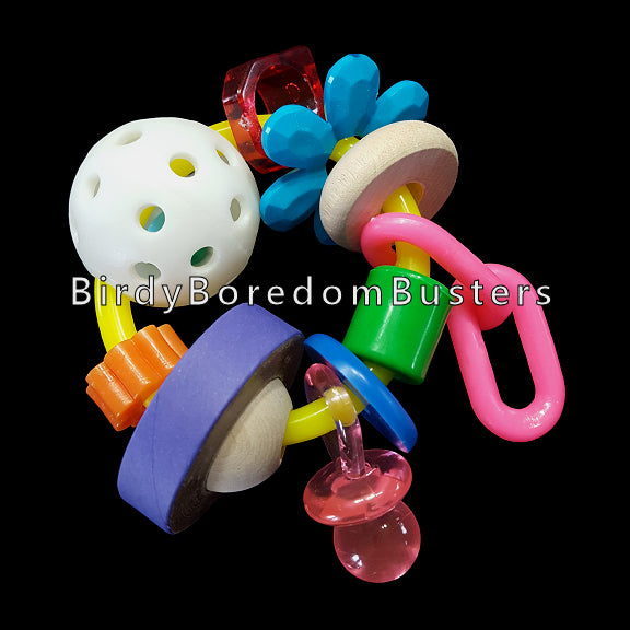 Goody Ring Foot Toy