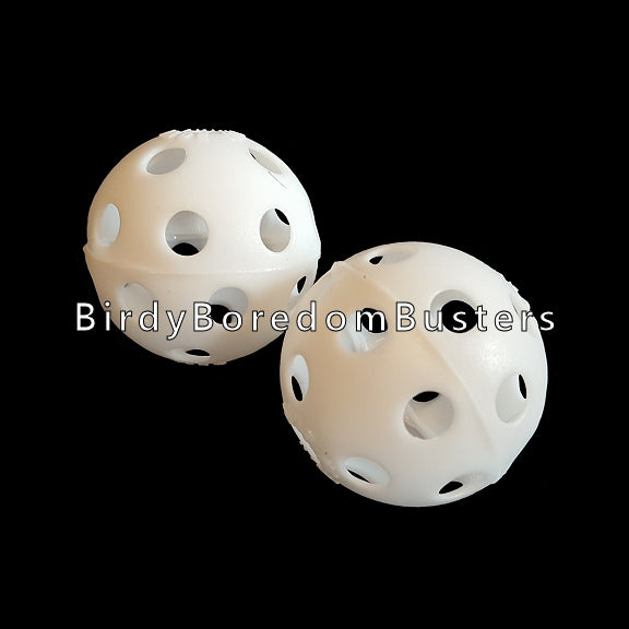 Soft Perforated Golf Balls (2)