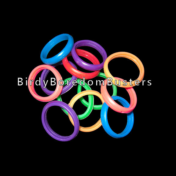Rubber Rings (25)