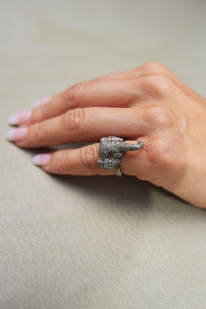 Bague Elephant by AVA Precious Goods