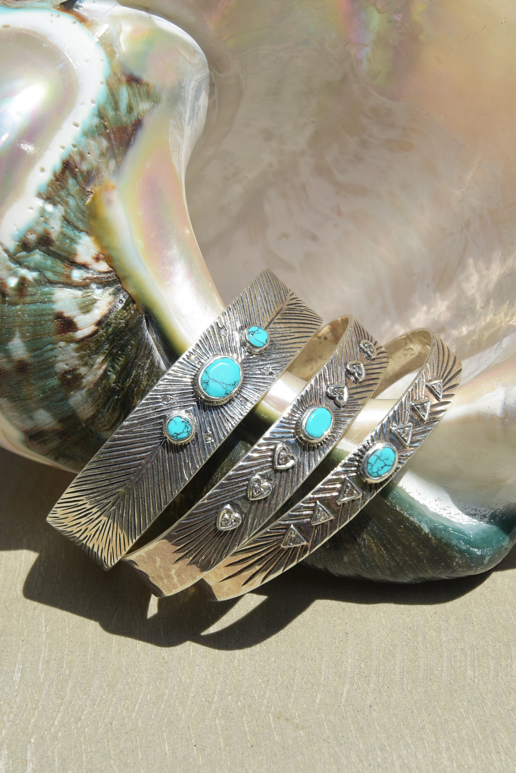 Bracelet Turquoise by AVA Precious Goods
