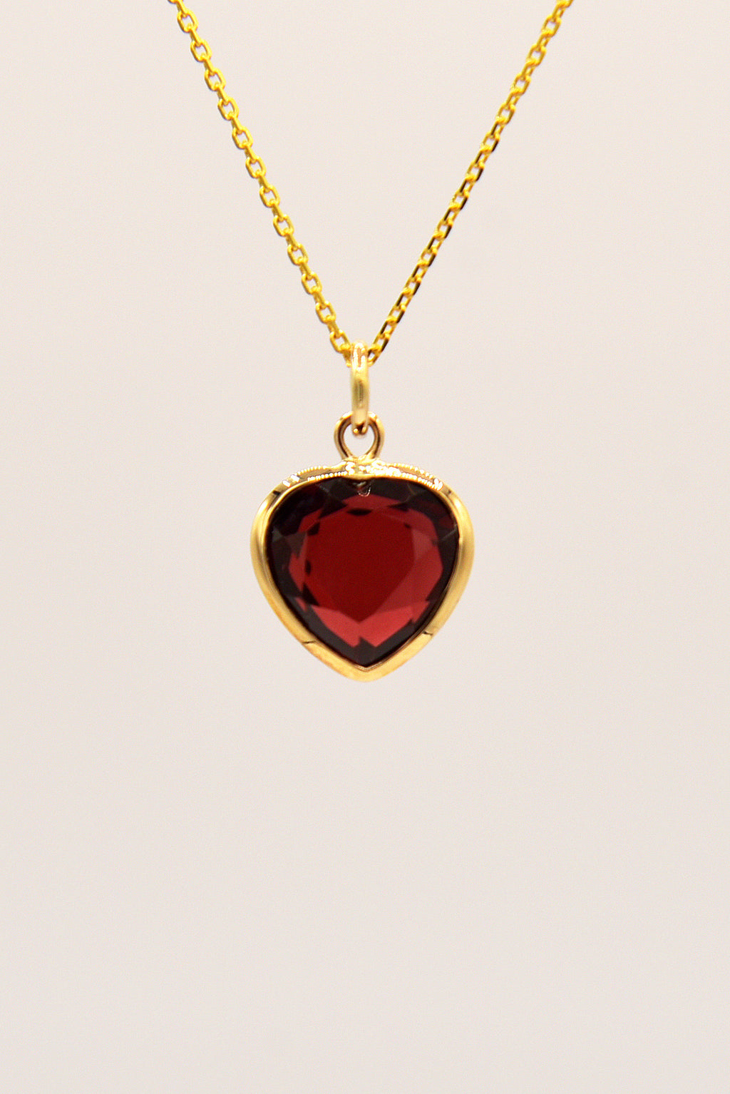 Collier Heart by AVA Precious Goods