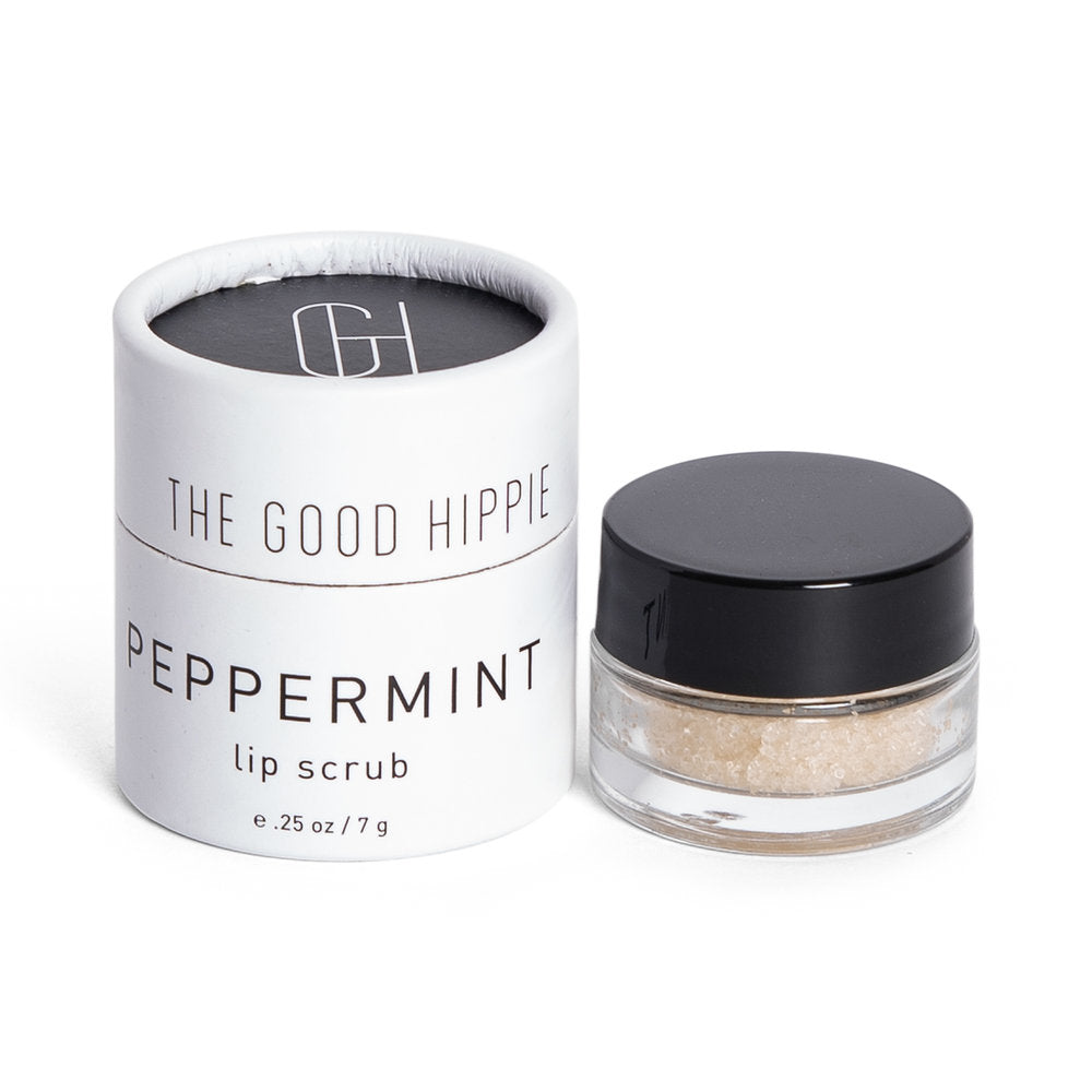 PEPPERMINT LIP SCRUB
