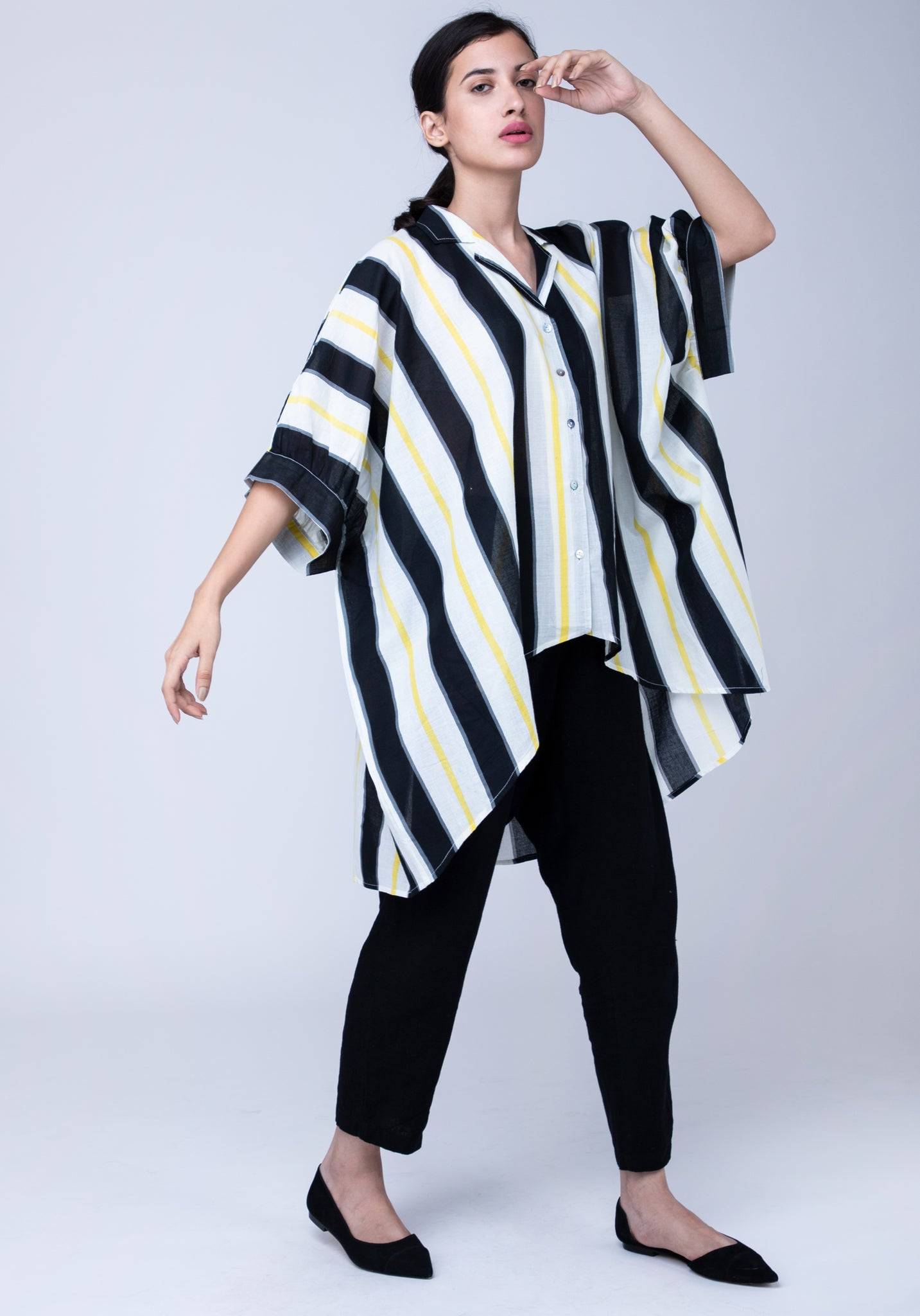 Naviyata Loose Fit Shirt