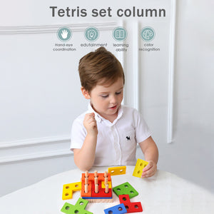 Tetris set column