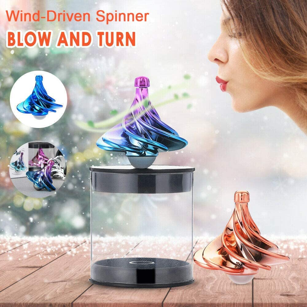 Wind spinning  Gyro(BUY 7 FREE SHIPPING)